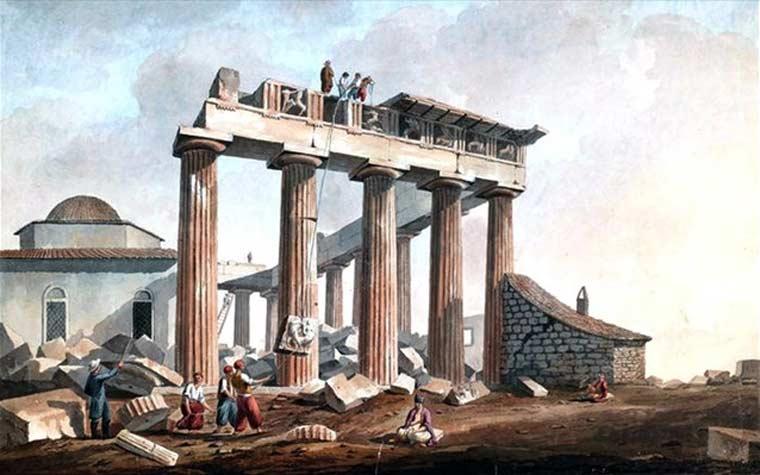 Προσφυγή εναντίον της Βρετανίας για τα γλυπτά του Παρθενώνα, από τον «Σύλλογο των Αθηναίων»