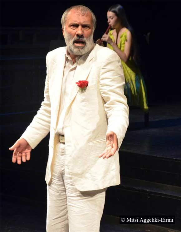 Το Όνειρο ενός γελοίου, Fyodor Mikhailovich Dostoyevsky, Δημήτρης Βερύκιος, θέατρο Βαφείον