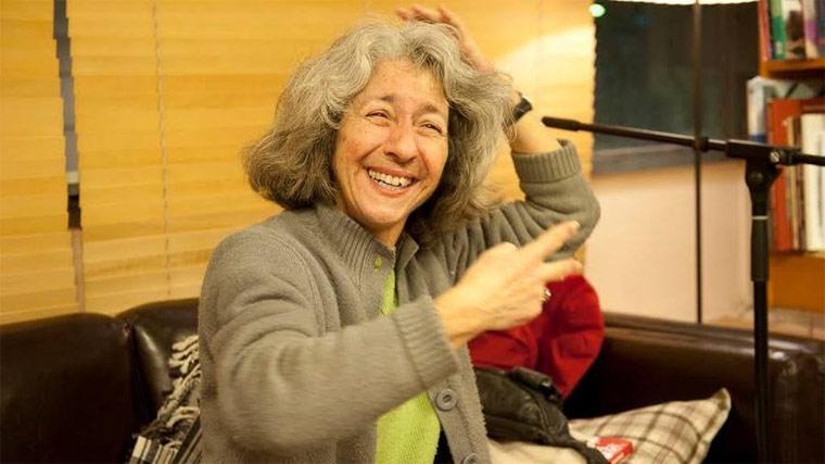 Έρη Ρίτσου, μιλάει στην Έλενα Χουσνή