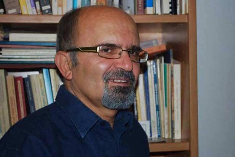 Ο Βαγγέλης Αυδίκος, πανεπιστημιακός-συγγραφέας, μιλάει στο Διονύση Λεϊμονή