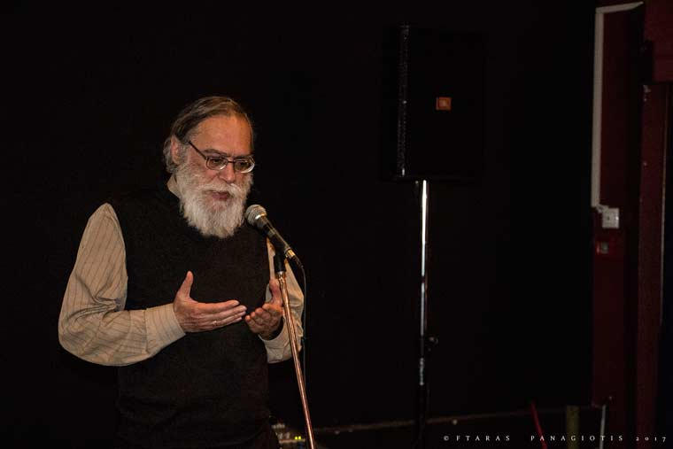 Ο συγγραφέας Σωτήρης Γουνελάς στα 2α Κινηματογραφικά Αφιερώματα στην Κατερίνη