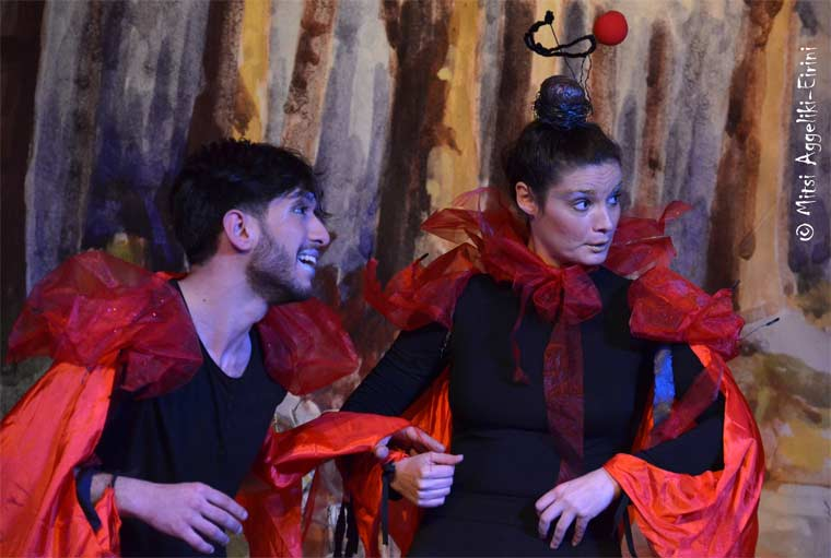 «Ο κυρ Λάζαρος και οι 40 Δράκοι», στο Θέατρο Ακάδημος