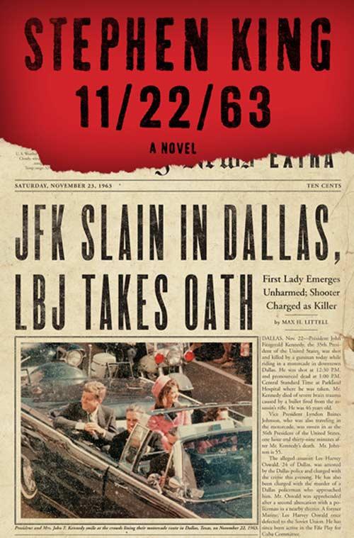 22/11/63, Stephen King