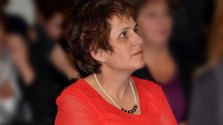Η Μάγδα Παπαδημητρίου-Σαμοθράκη είναι η φωνή τού Bookia από την Κατερίνη